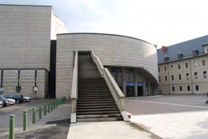 Cultural center Malraux in Chambéry