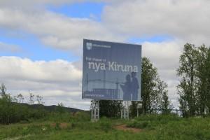New Kiruna poster