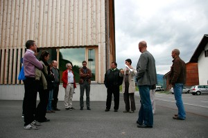 Kickoff-meeting of the MountEE-project in 2012.